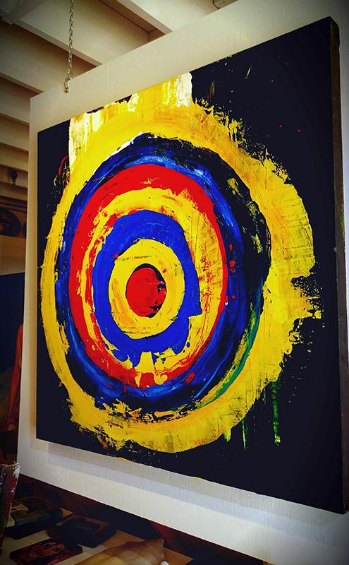 Target 101 by Kirk Saber